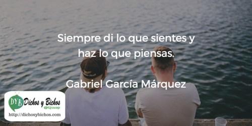 Di - García Márquez