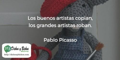 Artistas - Picasso