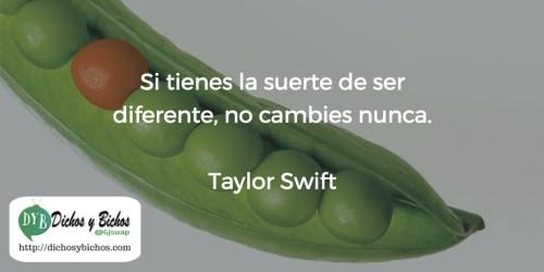 Diferente - Swift