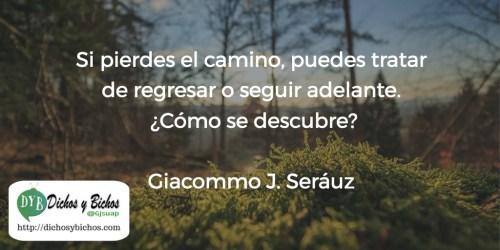 Seguir Adelante - Seráuz