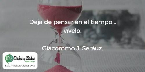 Tiempo - Seráuz