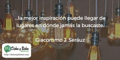 Inspiración - Seráuz
