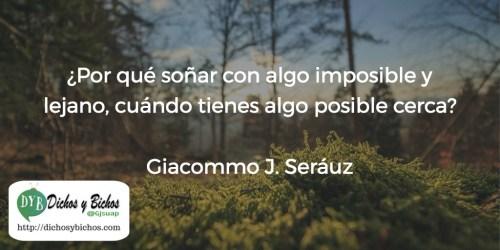 Sueño imposible - Seráuz