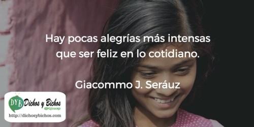 Alegrías - Seráuz