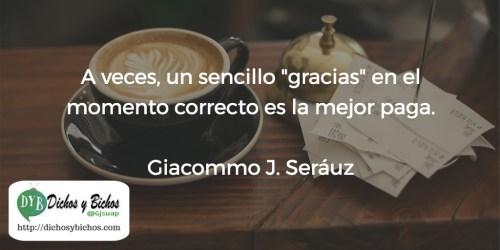 Gracias - Seráuz