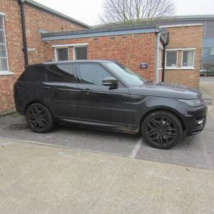 Range Rover -Land Rover - Auction1