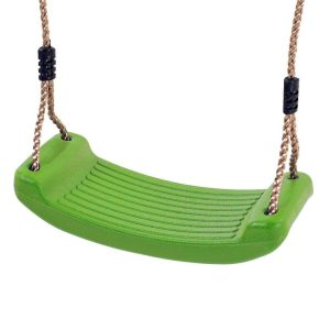 Schaukelsitz aus Kunststoff apfelgrün