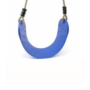 Gurtschaukel-blau-elastisch