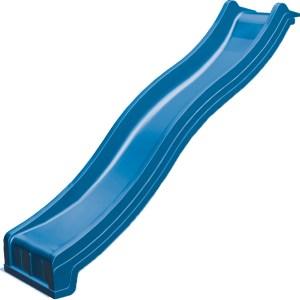 Wellenrutsche blau