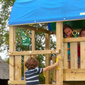 Spielturm Farm Ausstattung