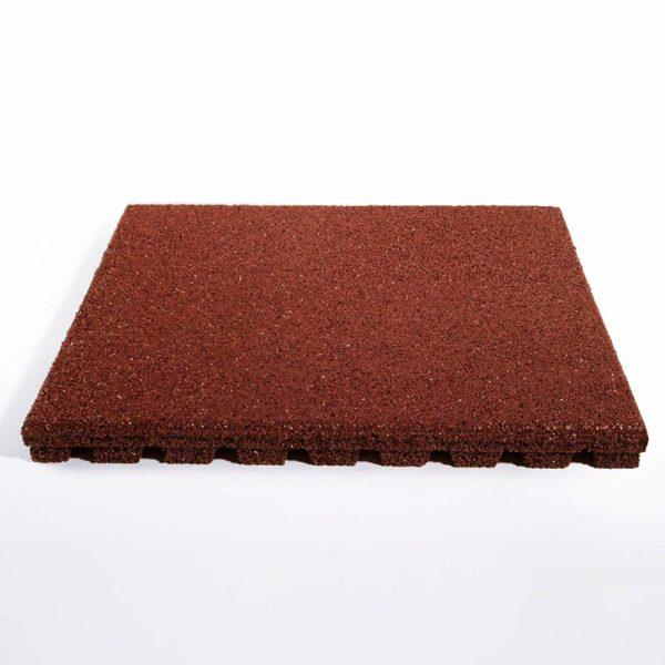 Fallschutzplatten rot