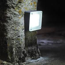 LED Wandleuchte Halo