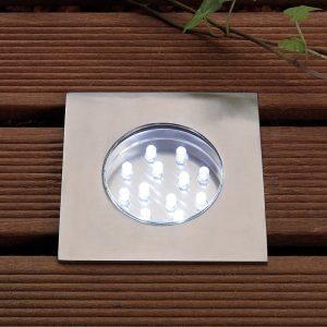 LED Bodeneinbauleuchte Hybra