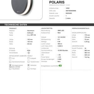 Lightpro-LED-Wandleuchte-Polaris