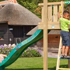 Spielturm Shelter mit Leiter