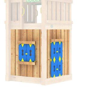 Spielturmerweiterung Playhouse Module Spielhaus