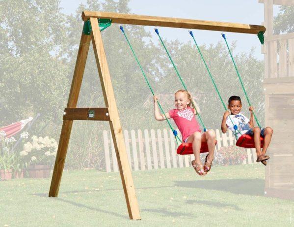 Spielturmerweiterung Swing Module 2-Schaukel-Details