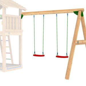 Spielturmerweiterung Swing Module 2-Schaukel