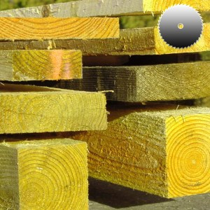 Schnittholz aus Kiefer KDI
