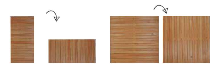 Sichtblende-Cubus-Variation