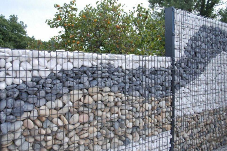 Каменные ограждения 2