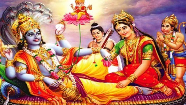 God & Goddess #1  |  Ramayan-Mahabharat