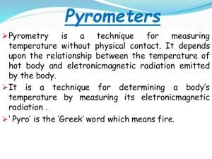 radiation-pyrometers