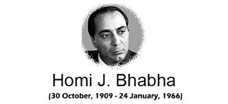 Dr. H.J. Bhabha-Scientist of India