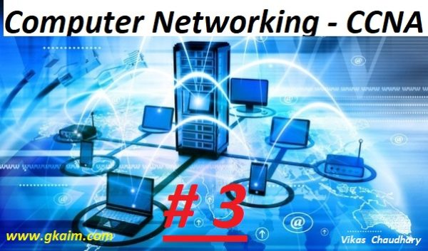 Computer Networking #3 -Questions and Answers