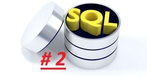SQL Database #2