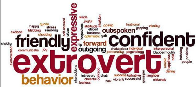 33 Psychological Facts of EXTROVERTS – extraversion