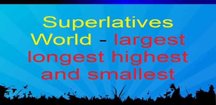 Superlatives of the World 2018 PDF Download