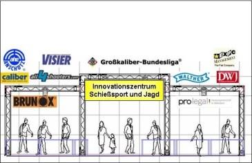 Innovationszentrum Frontansicht