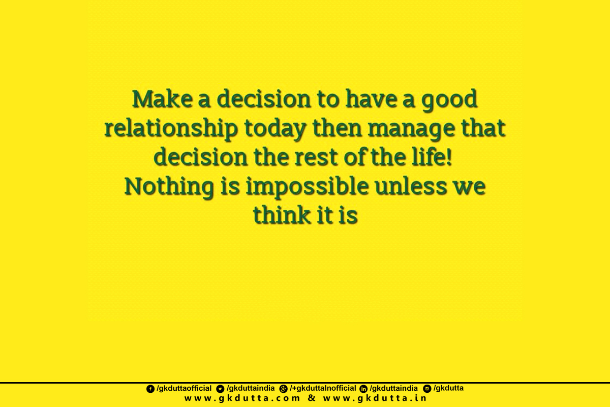 GK-5996: MANAGE THAT DECISION!