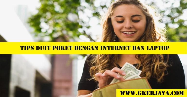 Duit Poket untuk Pelajar secara Online