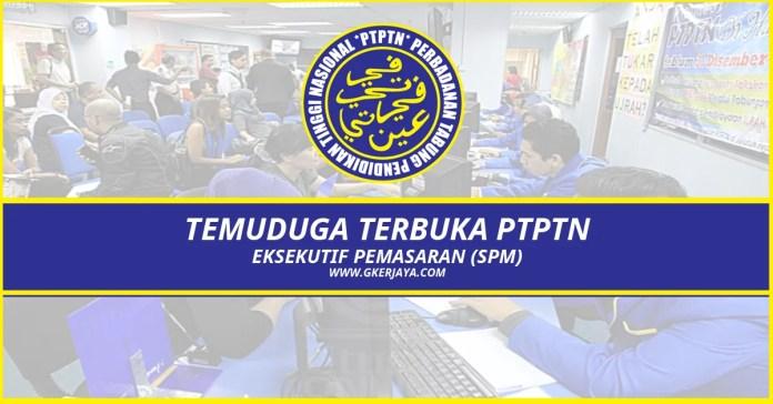 Jawatan Kosong PTPTN temuduga terbuka