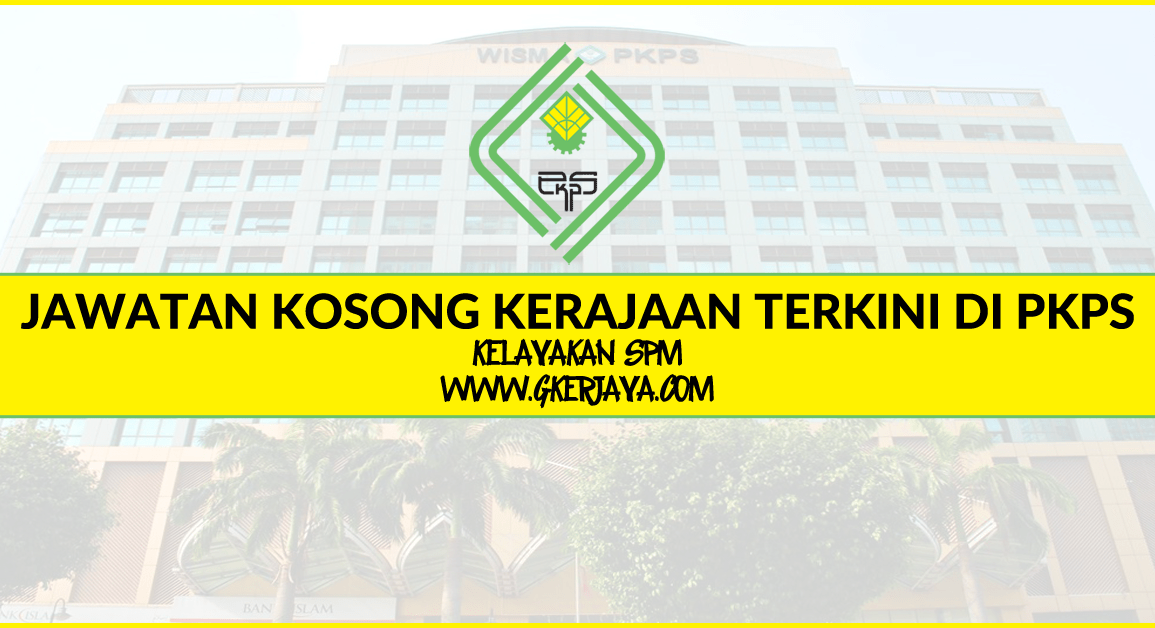 Iklan jawatan kosong terkini PKPS Livestock farm