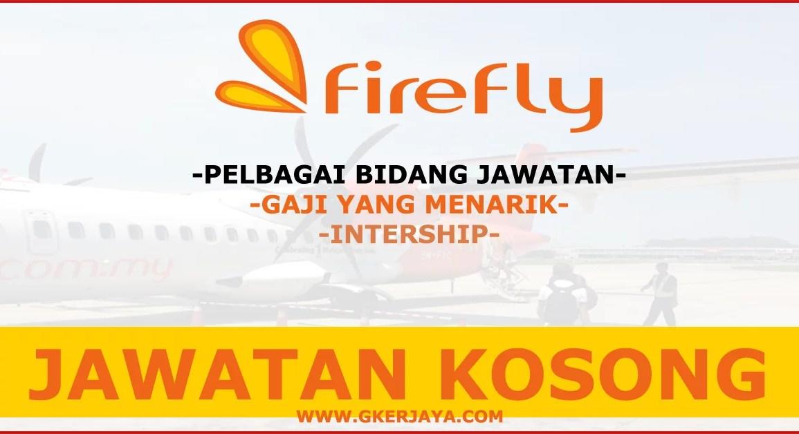 Career FireFly Sdn Bhd Permohonan Online