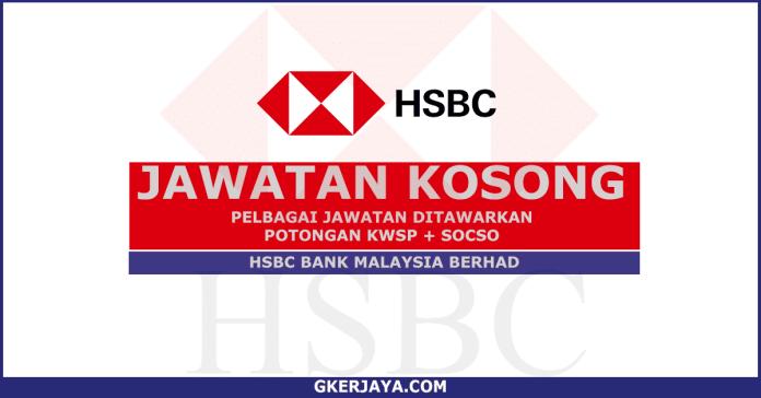 HSBC BANK Malaysia Berhad Career (1)