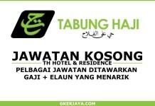 Iklan Jawatan Kosong TH Hotel & Residence