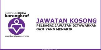 Iklan jawatan kosong Karangkraf