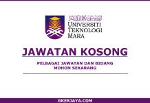 Iklan jawatan kosong UiTM Cawangan Pulau Pinang
