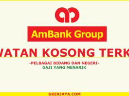 Iklan jawatan kosong di AmBank Group