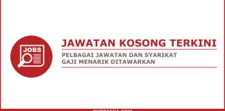 Iklan jawatan kosong swasta April 2018