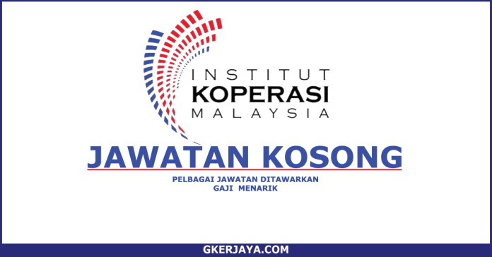 Jawatan Kosong Institut Koperasi Malaysia