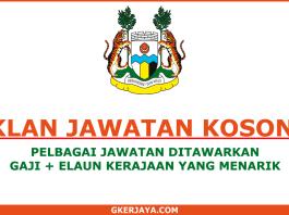 Jawatan Kosong Majlis Bandaraya Ipoh (1)