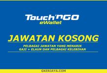 Jawatan Kosong Touch N Go