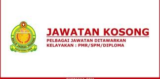 Jawatan kosong Majlis Daerah Pendang
