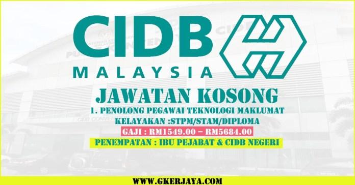 kerja-kosong-cidb-malaysia