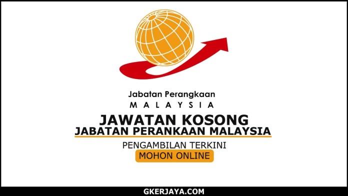 Kerja Kosong Jabatan Perangkaan Malaysia